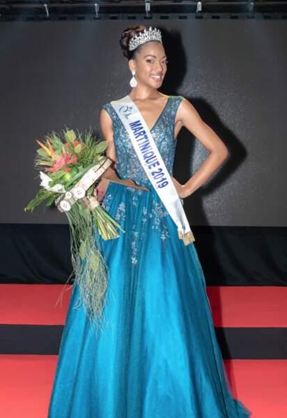 Ambre Bozza va représenter la Martinique