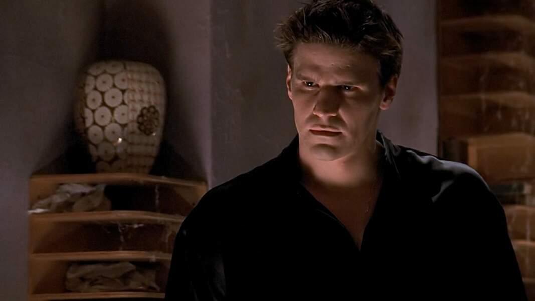 Impossible de commencer ce diaporama sans parler d'Angel, le grand amour de Buffy !