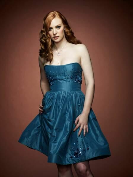 Avant de jouer dans Daredevil, Deborah Ann Woll a incarné la jeune vampire Jessica Hamby !