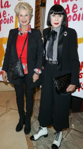 Avec Chantal Thomas !
