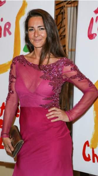 Et l'actrice Emmanuelle Boidron