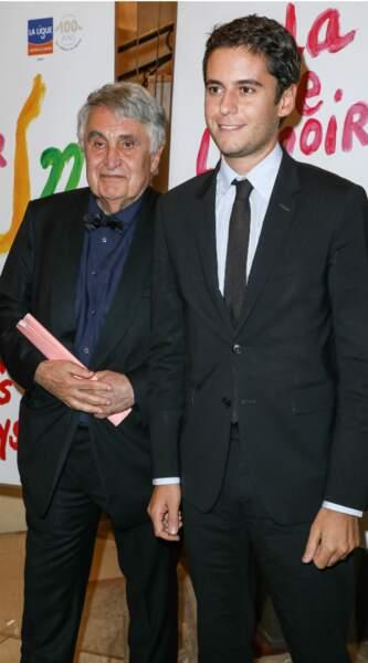 Mais aussi Jean-Loup Arnaud et Gabriel Attal