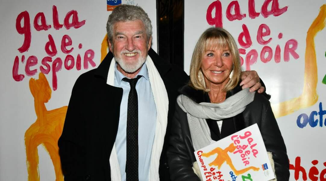 Patrick Prejean et sa femme
