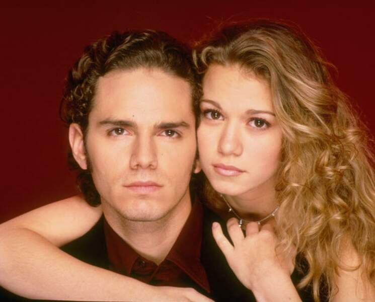 Elle a joué dans ce soap américain entre 1998 et 2000