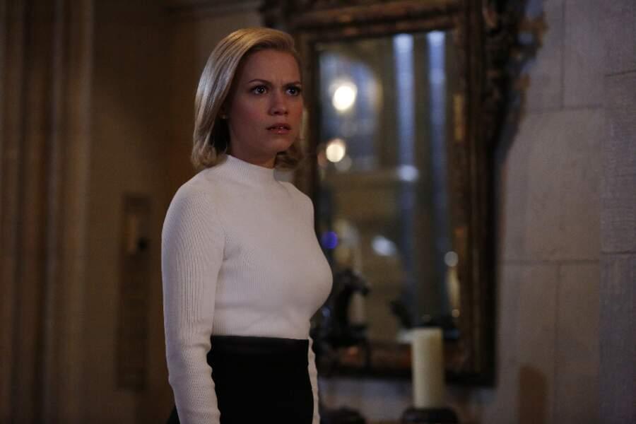 Elle a aussi été blonde dans Marvel's les agents du SHIELD