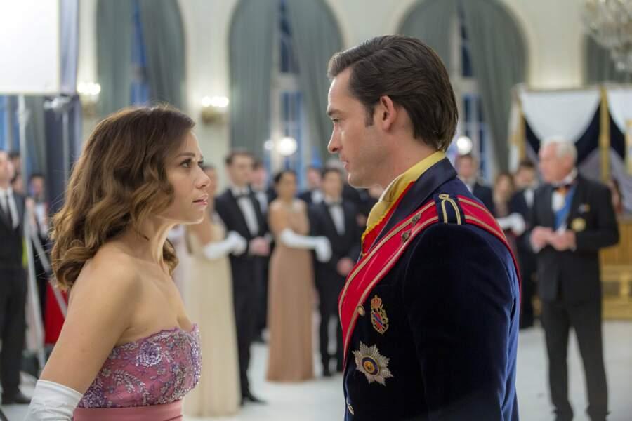 Va-t-elle repartir au bras du prince dans Un prince à marier ?