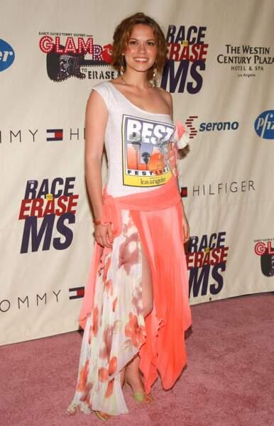 Et sur les tapis rouges, elle s'est essayée à nombreux styles...