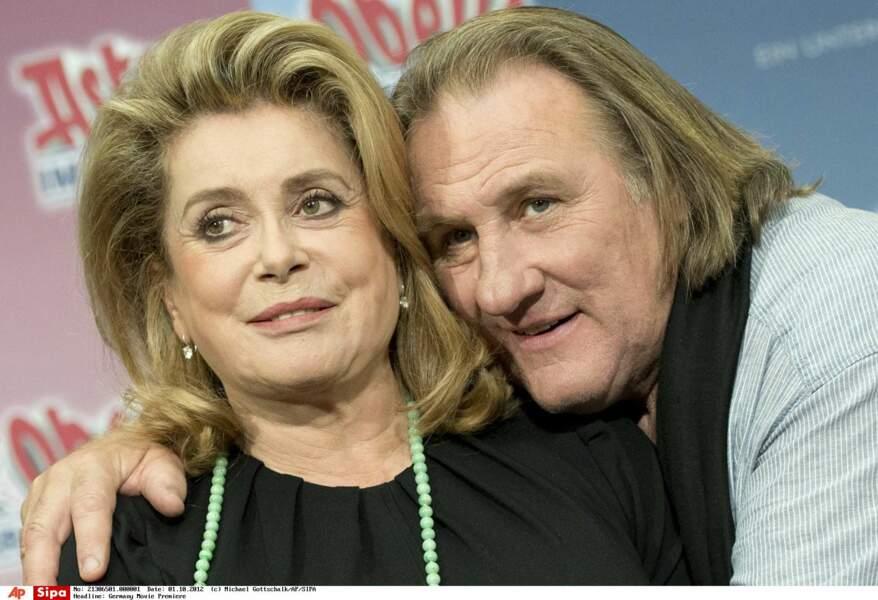 """""""Notre couple de cinéma est plus intense, plus solide que beaucoup de couples dans la vie"""" lui a-t-il un jour écrit"""
