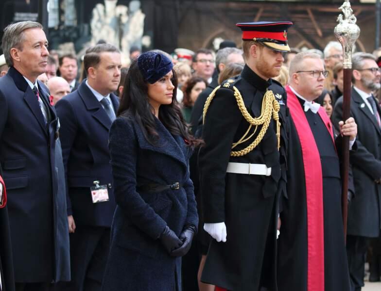 Le prince Harry et Meghan Markle réunie pour cette journée très spéciale.