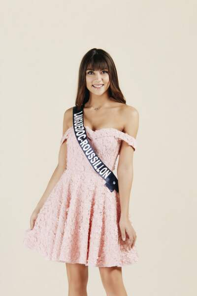 Miss Languedoc : Anaïs Toven