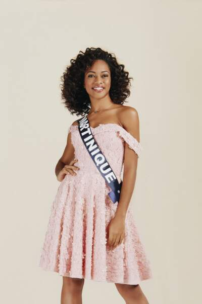 Miss Martinique : Ambre Bozza