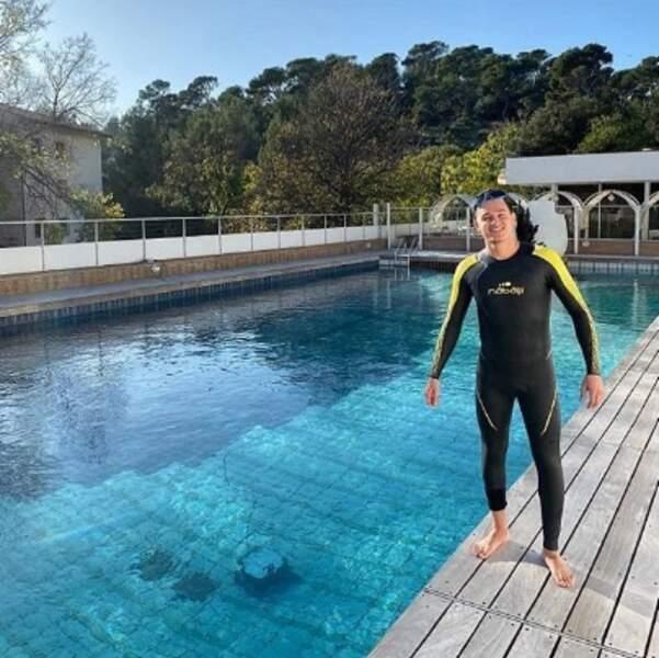 Florian Thauvin avait piscine.
