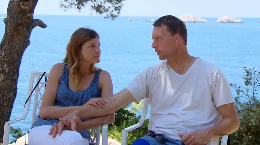 Dans le dernier épisode avant le bilan, François et Catherine semblent sur un petit nuage...