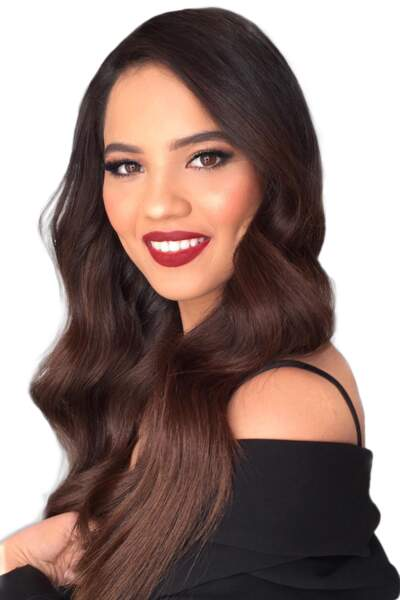 Miss Australie - Priya Serrao