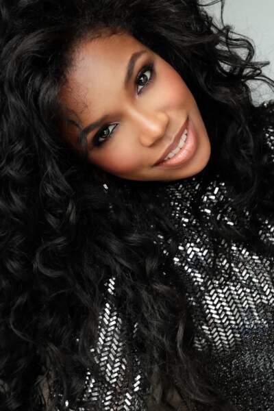 Miss République Dominicaine : Clauvid Daly