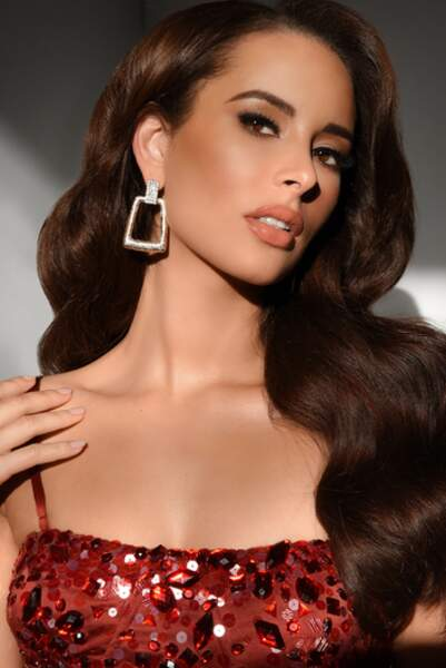 Miss Iles Vierges USA : Andrea Piecuch