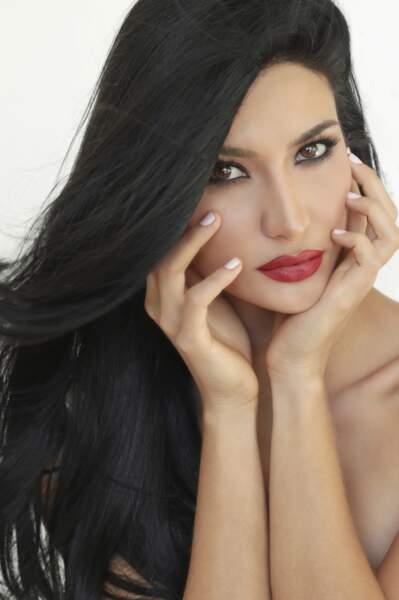 Miss Aruba : Danna Garcia