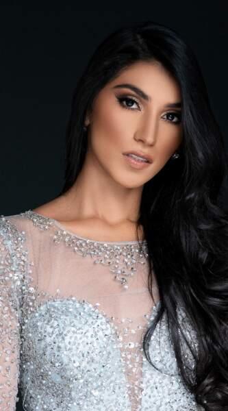 Miss Honduras : Rosemery Arauz