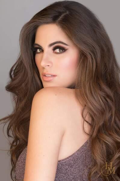 Miss Mexique : Sofia Aragon
