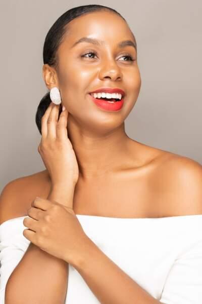 Miss Sainte Lucie : Bebiana Mangal
