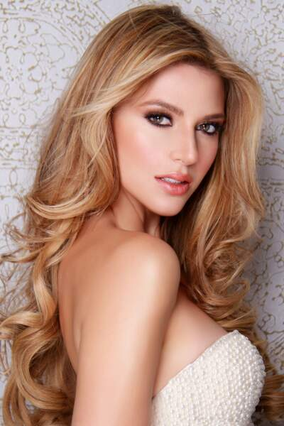 Miss Puerto Rico : Madison Anderson