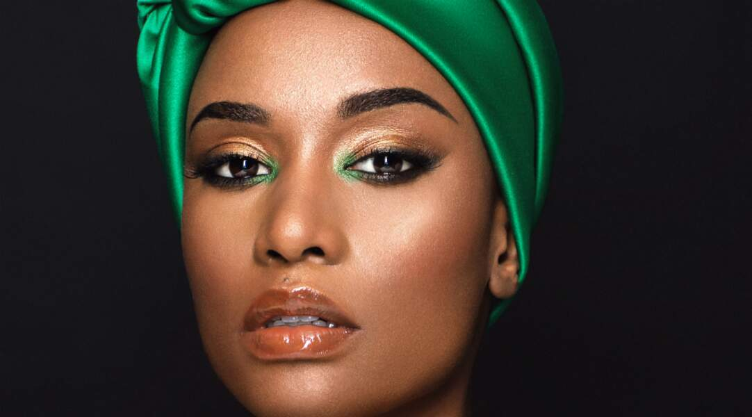 Miss Afrique du Sud : Zozibini Tunzi