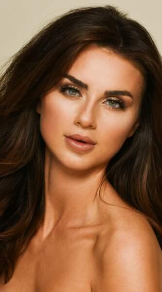 Miss Canada : Alyssa Boston