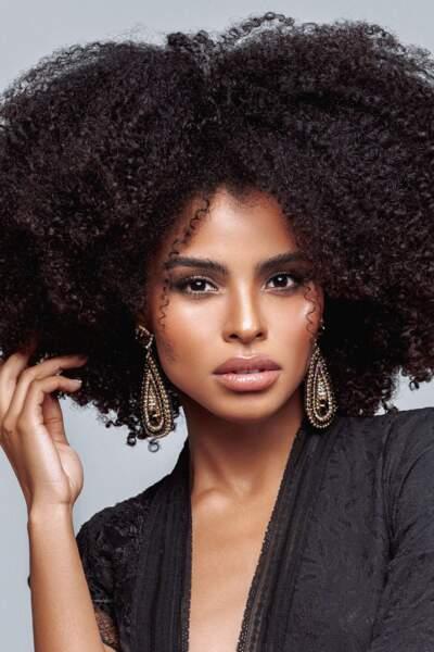 Miss Haïti : Gabriela Clesca Vallejo