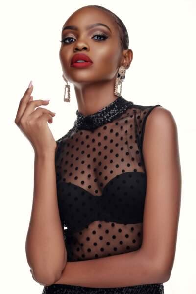 Miss Kenya : Stacy Michuki