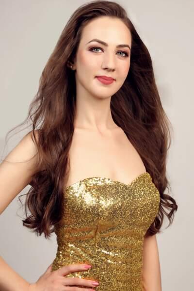 Miss Roumanie : Chihaia Dorina