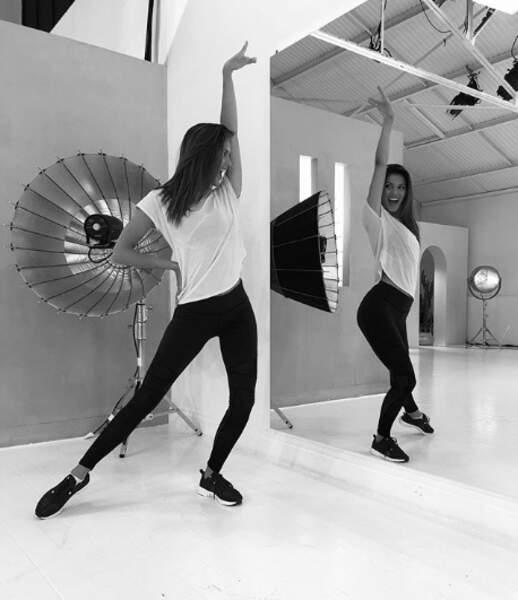 Point important de sa carrière : sa participation à Danse avec les stars en 2018