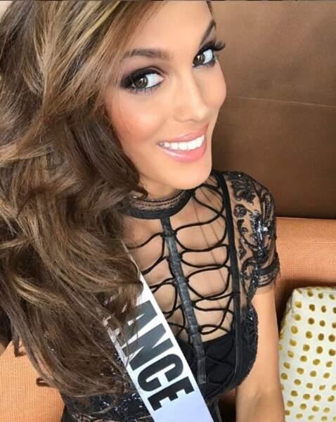 Puisqu'elle a décroché la couronne de Miss Univers