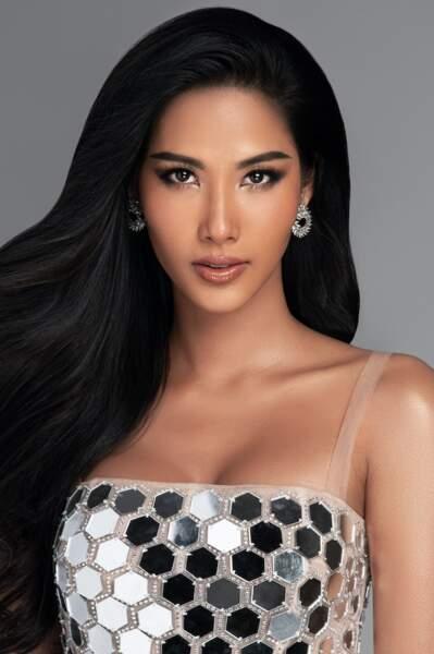 Miss Vietnam : Thuy Hoang