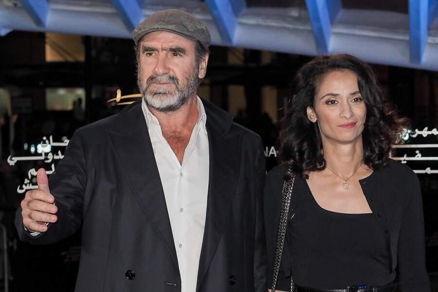Eric Cantona et Rachida Brakni