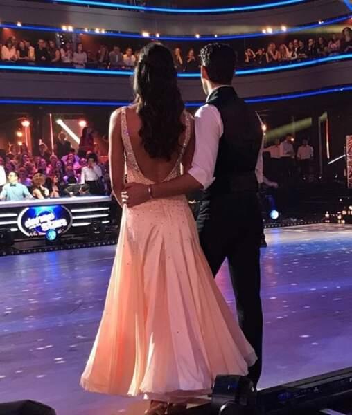 Tatiana Silva a également connu un joli parcours dans Danse avec les stars en 2017. Elle a fini troisième