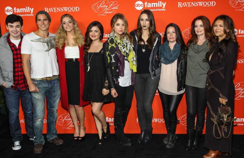 Après Charmed, Holly Marie Combs participe pendant sept saisons à Pretty Little Liars, entre 2010 et 2017