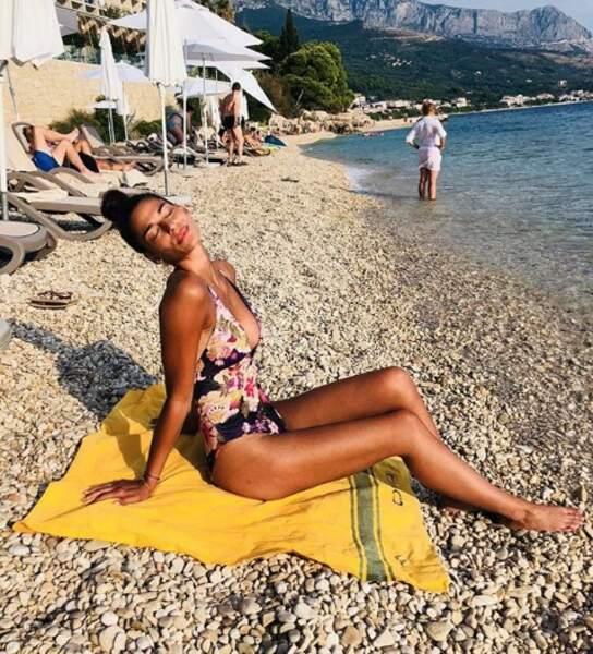 Ou sur les plages italiennes...