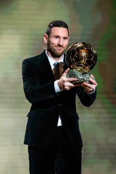 Le joueur se voit récompensé pour sa saison