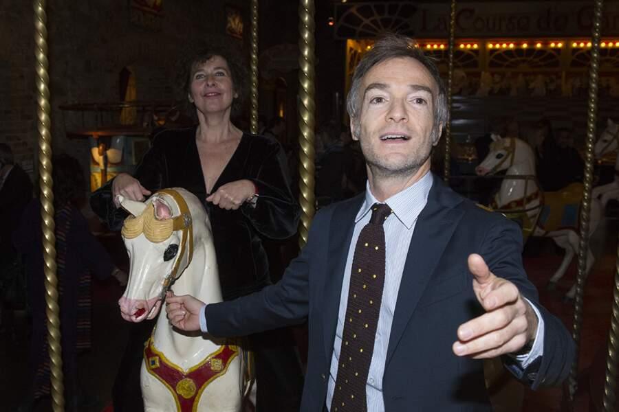 Jonathan Lambert (Faites des gosses) s'est amusé grâce à un magnifique carrousel