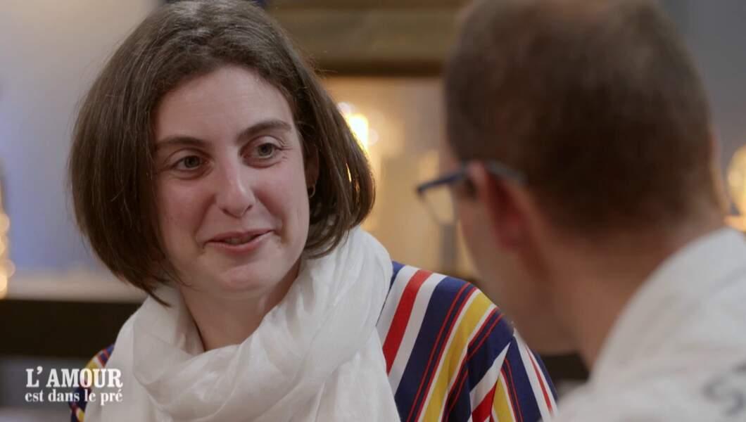 Au speed dating, il est tombé sous le charme de Sandrine, éleveuse de chèvres de 37 ans