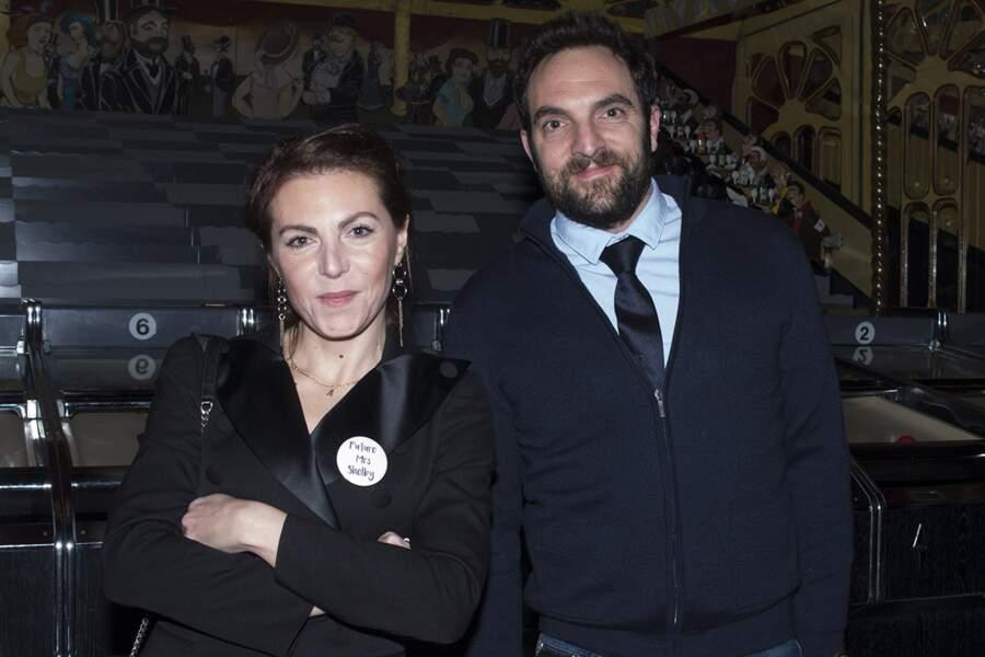 Anne-Elisabeth Blateau et David Mora, les acolytes de Scènes de ménages, ont assisté à une soirée exceptionnelle organisée à l'occasion du prochain festival Séries Mania