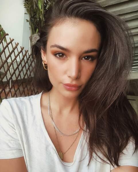 Attention les yeux, voici Jade, la fille de Franck Leboeuf