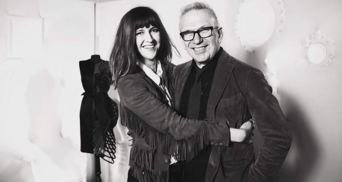 Cette fan de mode voue un culte à Jean-Paul Gaultier