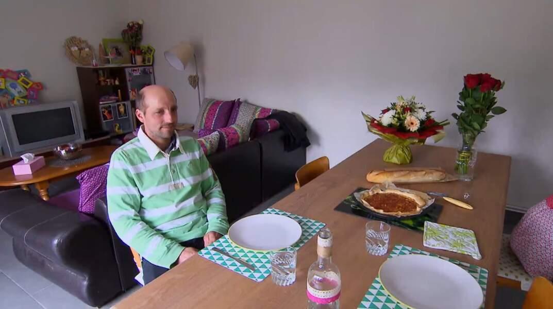 Quant à Laurent, il a voulu faire un rappel avec les sets de table de sa chérie