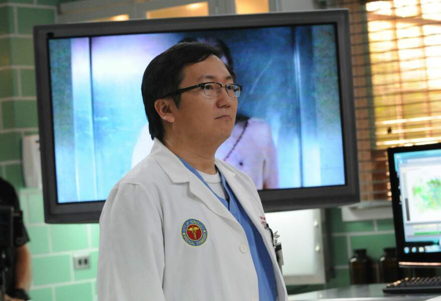 Masi Oka a joué le Dr Max Bergman