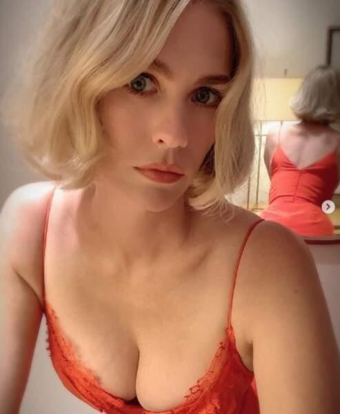 Tout aussi sexy : January Jones.