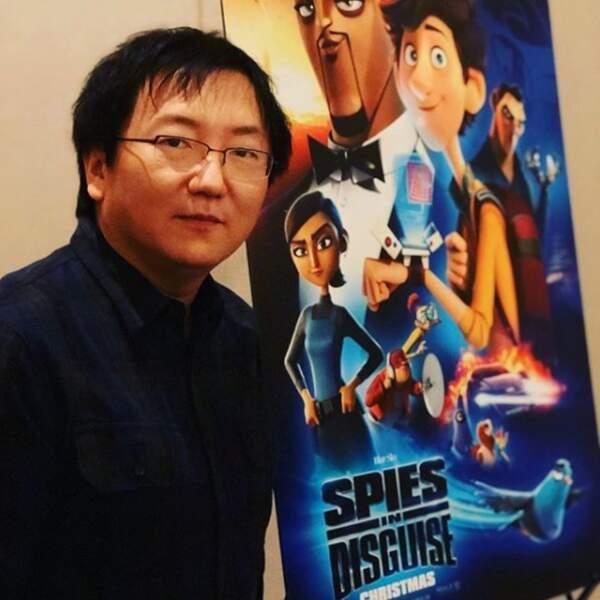 C'est calme du côté de Masi Oka… Il a par exemple prêté sa voix pour le film d'animation Les Incognitos, qui sortira le 25 décembre 2019