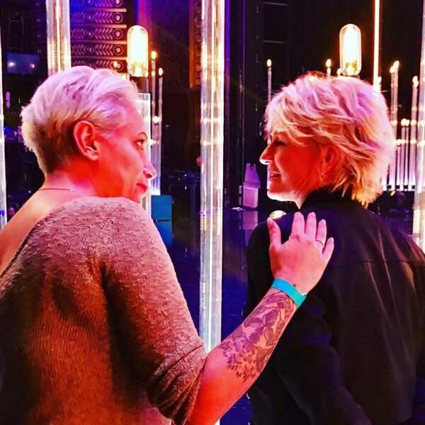 Sophie Davant a tissé une belle amitié avec sa coiffeuse Magali