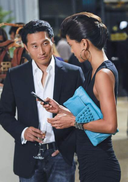 Daniel Dae Kim a joué le Lieutenant Chin Ho Kelly durant 7 saisons