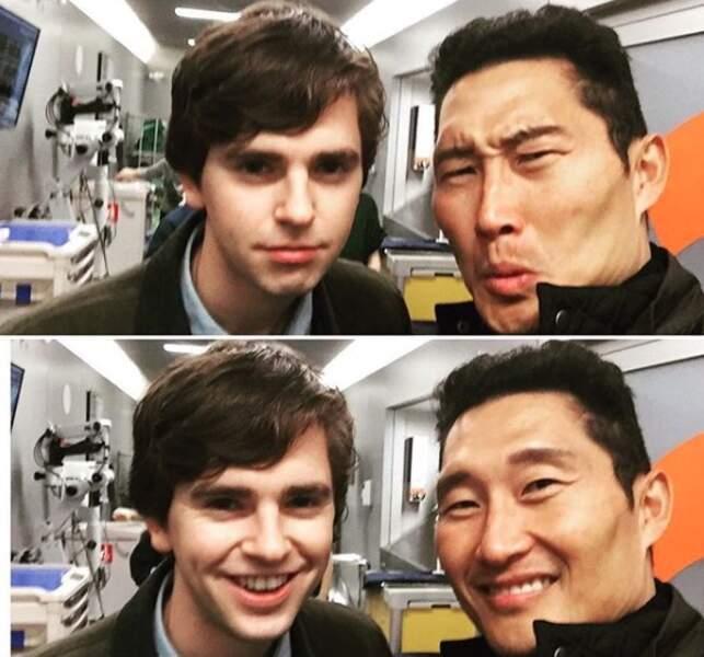 Avant de rejoindre le casting de Good Doctor, dont il est aussi le producteur